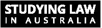 Studying Law in Australia